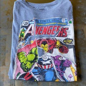 Marvel Avengers men's T-shirt